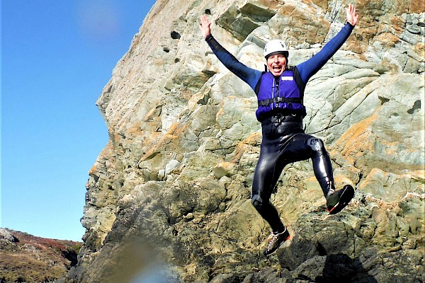 Coasteering Adventure