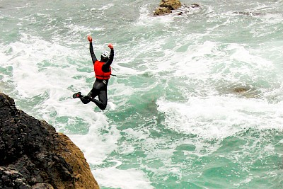 Extreme Coasteering Anglesey