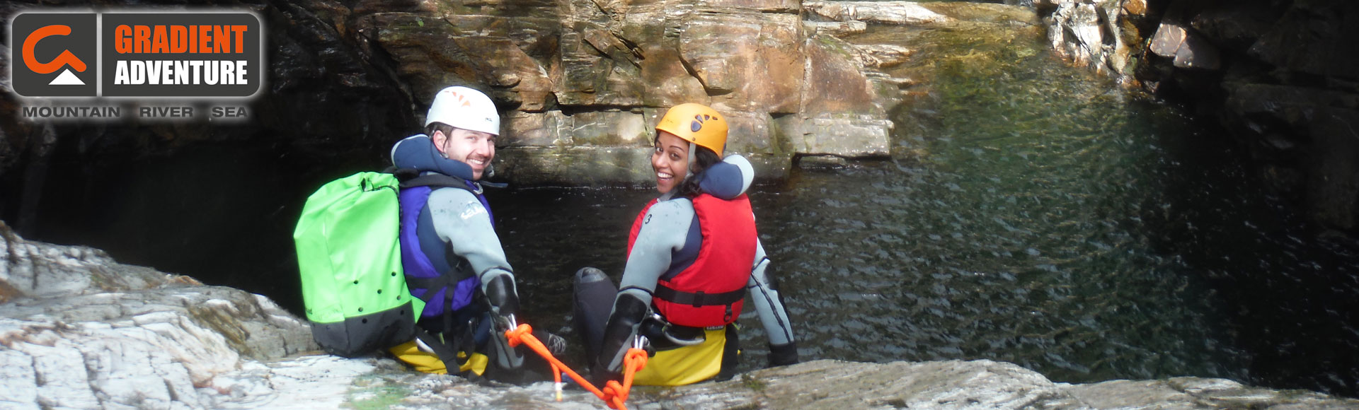 Canyoning Snowdonia Level 2